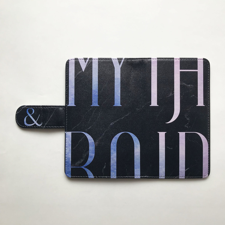 MYTH & ROIDロゴスマホケース